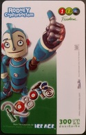 Mobilecard Thailand - 12Call - Movie,Film,cinema  - Robots (4) - Thaïland