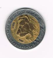 // ALGERIE  20 DINARS  1996 - Algérie