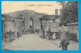 Dendermonde - Ingang Van De Kazerne - Dendermonde