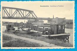 Kwaadmechelen - Spoorbrug En Tankboot - Ham