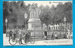 Maaseik - Standbeeld Van De Gebroeders Jan En Hubert Van Eijck - Maaseik