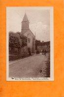 SAINT-SORNIN-LEULAC  -  ( 87 )  -  L'Eglise Route De Chateauponsac  -  Saint-Sulpice-les-Feuilles -  Edition GUY - France