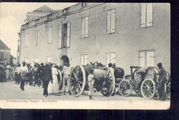Barabos - Warhousing Sugar - 1915 - Postcards