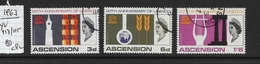 ASCENSION      1967 The 20th Anniversary Of UNESCO (1966)  USED - Ascension