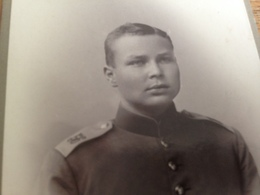 CLEVE - WILH. BALLIZANY - OFFICIER - REG 56 - Guerra, Militares