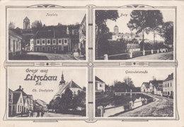 NÖ: Gruß Aus Litschau Im Waldviertel 1921 !!! - Austria