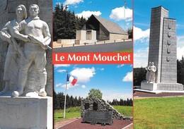 43 Auvers Le Mont Mouchet Lieu De Mémoire De La Résistance D'Auvergne (2 Scans) - France