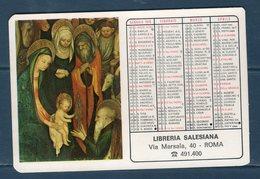 Calendario 1976 Libreria Salesiana Roma - Calendari