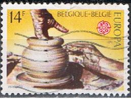 BELGIQUE 291 // YVERT 1801 // 1976 - Usados