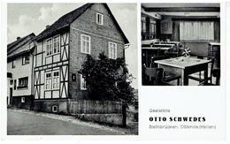 PLZ 35716 - STEINBRÜCKEN - Dietzhölztal - Dillkreis - Hessen - Gaststätte OTTO SCHWEDES - Allemagne