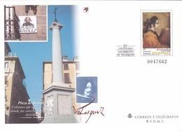 España Sobre Entero Postal Nº 56 - Stamped Stationery