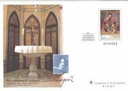 España Sobre Entero Postal Nº 55 - Stamped Stationery