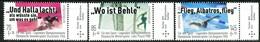 BRD - Mi 3460 / 3462 - ** Postfrisch (O) - Sporthilfe 19, Ausgabe 02.05.2019 - Ongebruikt