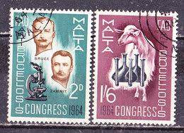Malta-1964  Sere Completa  Usata - Malta (...-1964)