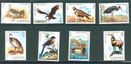 19/5  Espagne Spain Spanje Espana Lot Timbres Oiseaux Bird Neufs XX - Vrac (max 999 Timbres)