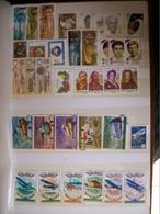 RUSSIE (urss) Jolie Lot De Plus De 500 Tp  Annee 1970,80,90 Neuf Luxe - Russland & UdSSR