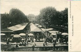 PORTO - MERCADO DO BOLHAO. PORTUGAL POSTAL CPA CIRCA 1900's NON CIRCULÉ -LILHU - Porto