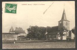55 Meuse Lot De 2 Cp LAIMONT Env De Revigny Sur Ornain Bar Le Duc Nettancourt - Autres Communes
