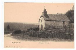 Herbeumont  Chapelle St Roch - Herbeumont