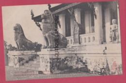 CAMBODGE---PHNOM-PENH---Entrée De La Pagode De Phnom-Penh - Cambodia