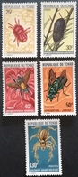 Chad  1974 Insects - Chad (1960-...)