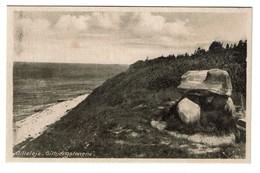 Gribskov - Gilleleje - Gilbjergstenene - Publ. E. Palludan Andersen Nr. 1293 - 2 Scans - Danemark