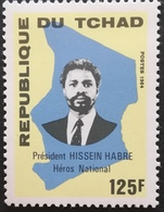 Chad   1984 Pres. Hissein Habre - Chad (1960-...)
