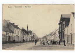 Geel Gheel  Nieuwstraat  Rue Neuve 1910  J.Harts En H.Rombouts,uitgevers - Geel