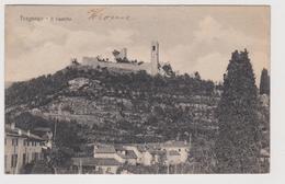 TREGNAGO  (VR)  Castello  - F.p. - Anni '1920 - Verona