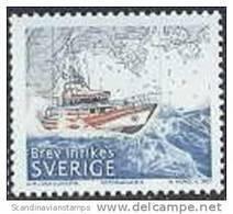 Zweden 2007 Zegel Uit Souveniersheet Zeeredingsdiensten PF-MNH-NEUF - Suède