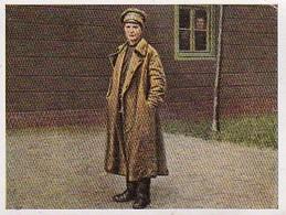 Sammelbild Hans Bergmann Privat - Der Weltkrieg 1917 - Weiblicher Russischer Soldat - Nr. 152 (40846) - Zigaretten