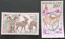 Chad   1985 Mammals - Chad (1960-...)