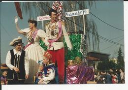 10x15 Marly  Carnaval En 1995 - France