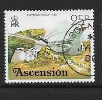 ASCENSION  1976 Birds   Red-billed Tropicbird (Phaethon Aethereus)      USED - Ascension (Ile De L')