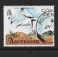 ASCENSION  1976 Birds   White-tailed Tropicbird (Phaethon Lepturus)     USED - Ascension (Ile De L')