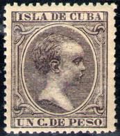 Cuba Nº 112. Año 1890 - Cuba (1874-1898)