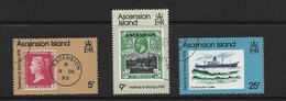ASCENSION   1976 Festival Of Stamps, London  USED - Ascension (Ile De L')