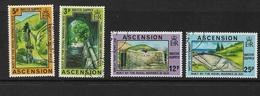 ASCENSION     1977 Water Supplies        USED - Ascension (Ile De L')