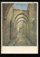 CPM Libye TRIPOLI Case Del Quartière Arabo D'après Dandolo Bellini - Postcards