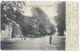 Spa - Source De La Sauvenière - Edit. Debrus-Kupper - 1905 - Spa