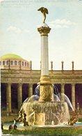 THE FOUNTAIN OF THE SETTING SUN. COURT OF THE UNIVERSE - SAN FRANCISCO. U.S.A. POSTAL CPA CIRCA 1915 NON CIRCULÉ - LILHU - San Francisco