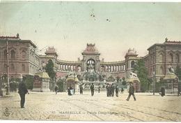 Marseille Palais Longchamp - Monumenten