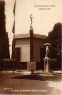 CPA PARIS EXPO 1925 Pavillon National Tcheco-Slovaque (860057) - Mostre