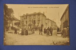 La Chapelle Laurent - La Place Du Marché - Autres Communes