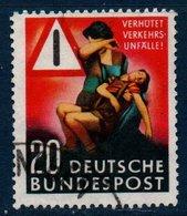 RFA  1953    Protection De L'enfance   N° Mi  162  - Ex2 - [7] Repubblica Federale