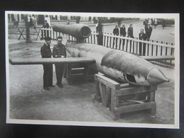 Postkarte V1 Vliegende Bom - Raket - Antwerpen / Anvers 1945 - Weltkrieg 1939-45