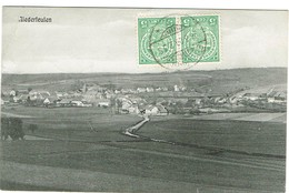 Luxembourg-Niederfeulen - Vue Générale.  édit Ch Krantz 1994. Datée 1909. Petite Trace De Pli En Haut Gauche Sinon Tb ét - Cartes Postales