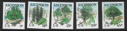 ASCENSION   1985 Trees    USED - Ascension (Ile De L')
