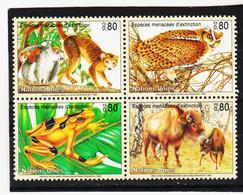 SRO411 UNO GENF 1995 MICHL 263/66 ** Postfrisch Siehe ABBILBUNG - Genf - Büro Der Vereinten Nationen