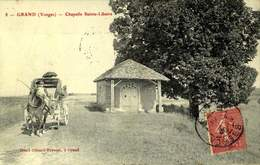 88 GRAND / CHAPELLE Ste-LIBAIRE / A 426 - Francia